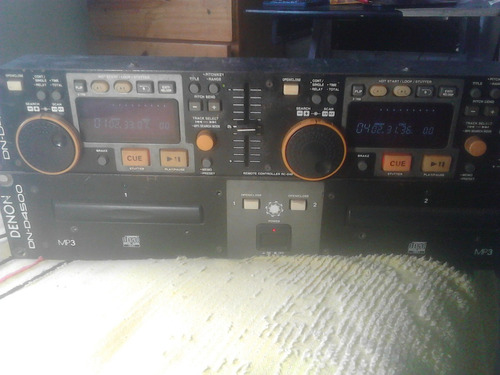 denon 4500 cd player mp3 operativo 100%