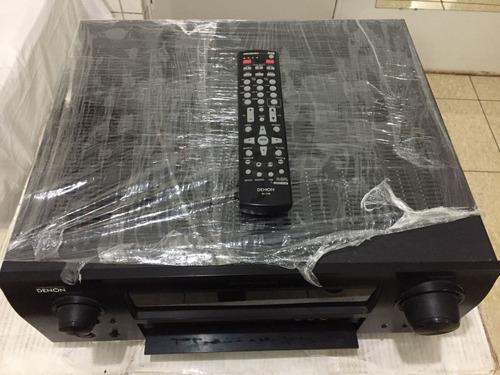 denon avr 3808 (receiver fantástico) preço urgente até 30/06