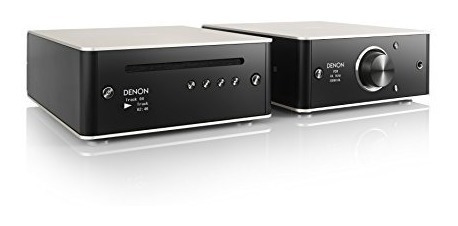 denon cd player home, negro (dcd50sp)