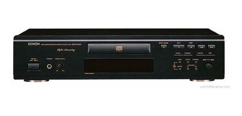 denon. dcd 755ar. cd player.