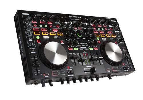denon dj mc 6000 mk2. stock ya! mixerport
