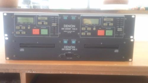 denon dn-2000f mkii