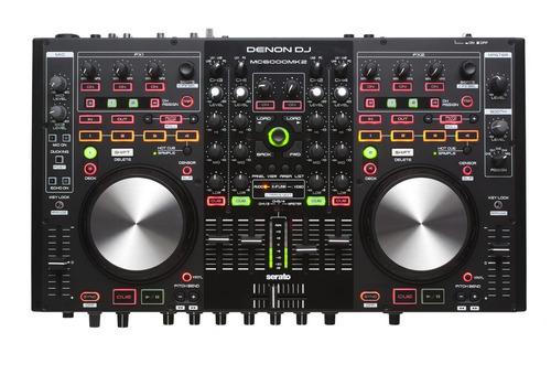 denon mc6000 mk2 - controlador mixer dj entrega inmediata -