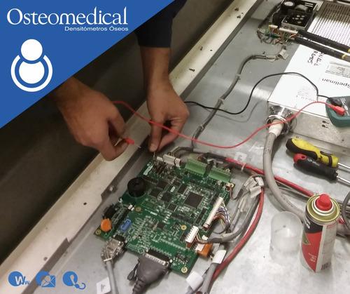 densitometro - servicio tecnico, repuestos, tubo rx, venta