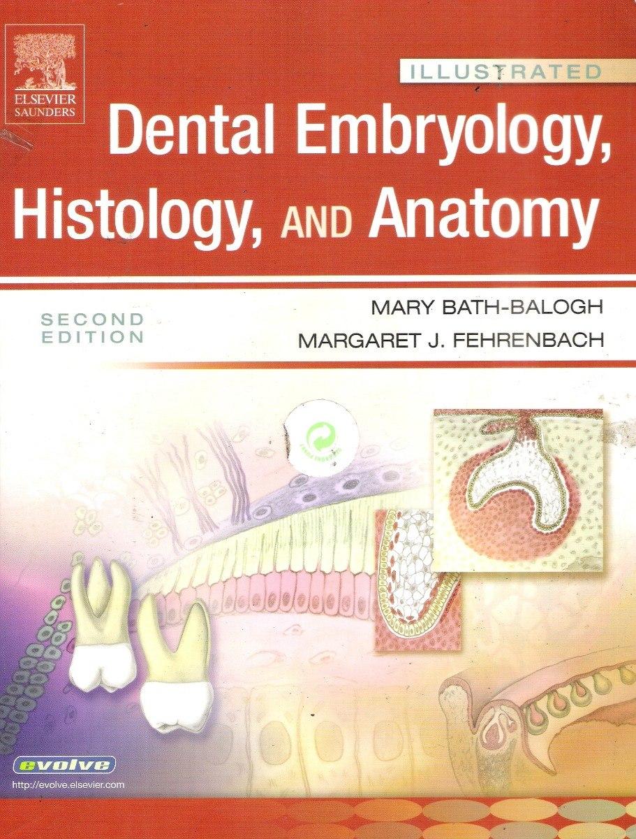 Dental Embryology, Histology, And Anatomy - R$ 99,00 em Mercado Livre