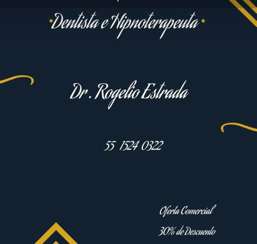 dentista e hipnoterapeuta