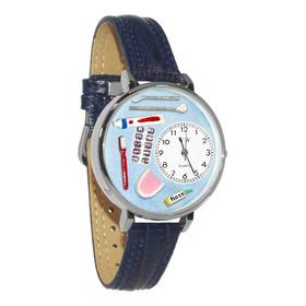 Dentista Reloj De Plata (grande)