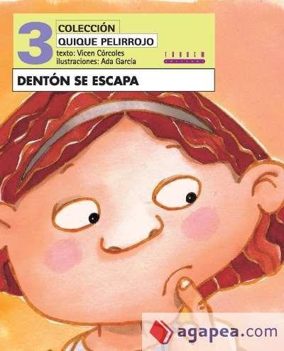 dentón se escapa(libro )