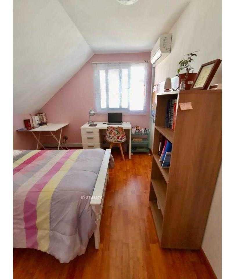 dentro de condominio. 6 dorm.3 baños. sector consistorial