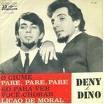 deny & dino  -  compacto odeon 7bd-1132  -  1967