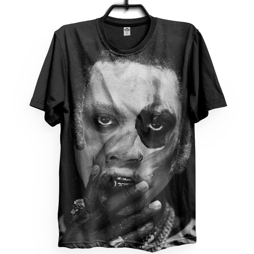denzel curry camiseta trap rap rapper ta13oo musica ultimate. Carregando  zoom. 96e6fac4d25