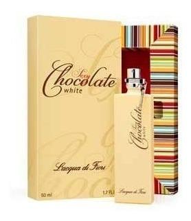 deo-colônia chocolate white