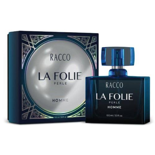 deo colônia la folie perle homme 100 ml racco original