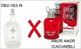 Perfume Amor Amor Tentation Oak Cosmetics - Beleza e Cuidado Pessoal