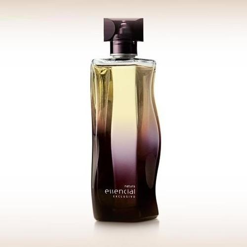 deo parfum essencial exclusivo 100ml feminino natura+ brinde