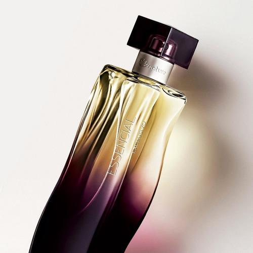 deo parfum essencial exclusivo fem.  100ml original lacrado