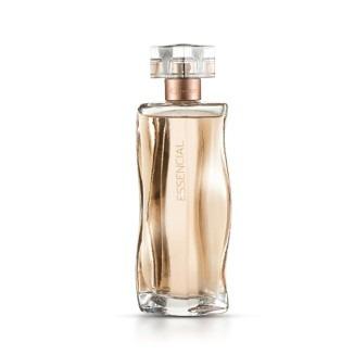 deo parfum essencial  tradicional feminino 100ml promoção