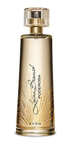 deo parfum luiza brunet poderosa 100ml - avon