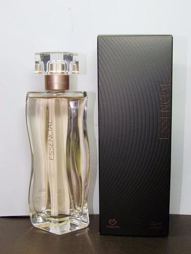 deo parfum natura essencial feminino trad  100ml original!!