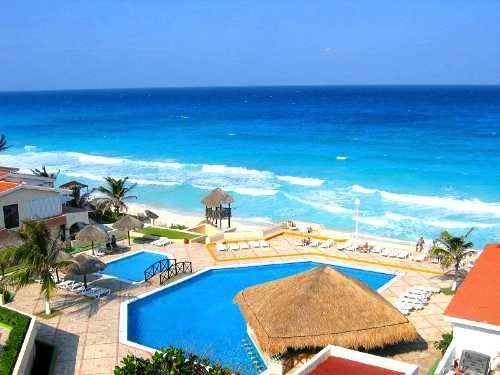 depa cancun frente al mar disponible semana santa y verano