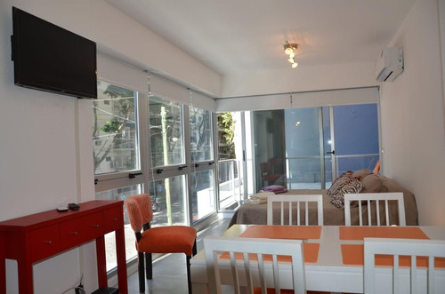 departamento - 1 amb - 40 m2