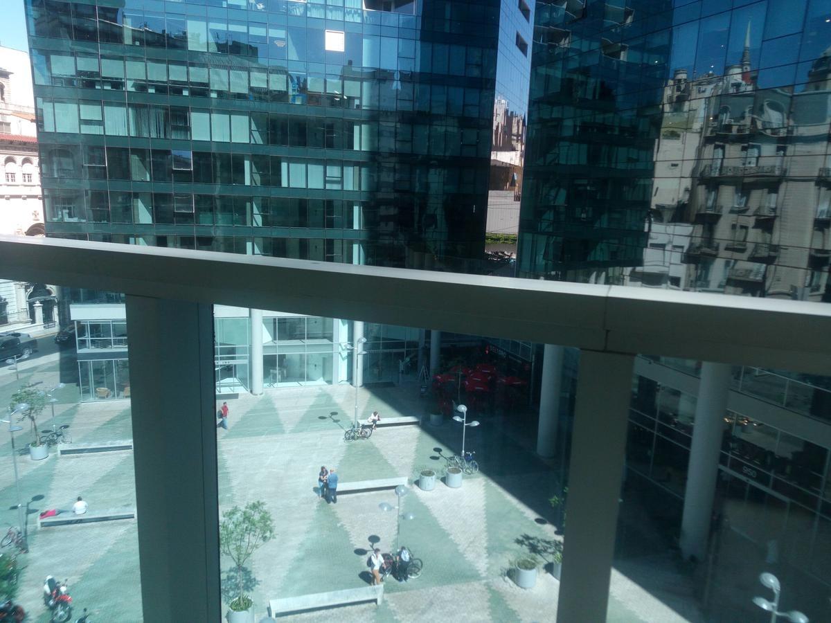 departamento  1 amb amoblado, amplio, frente a palacio bellini