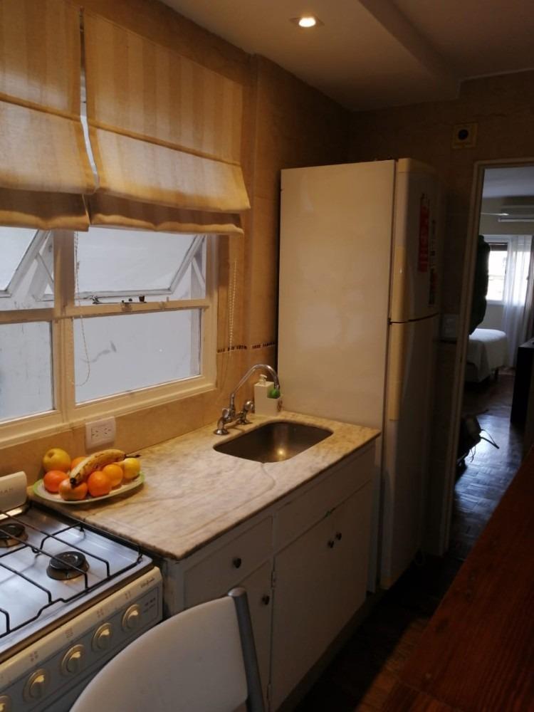 departamento 1 ambiente cocina separada belgrano las cañitas