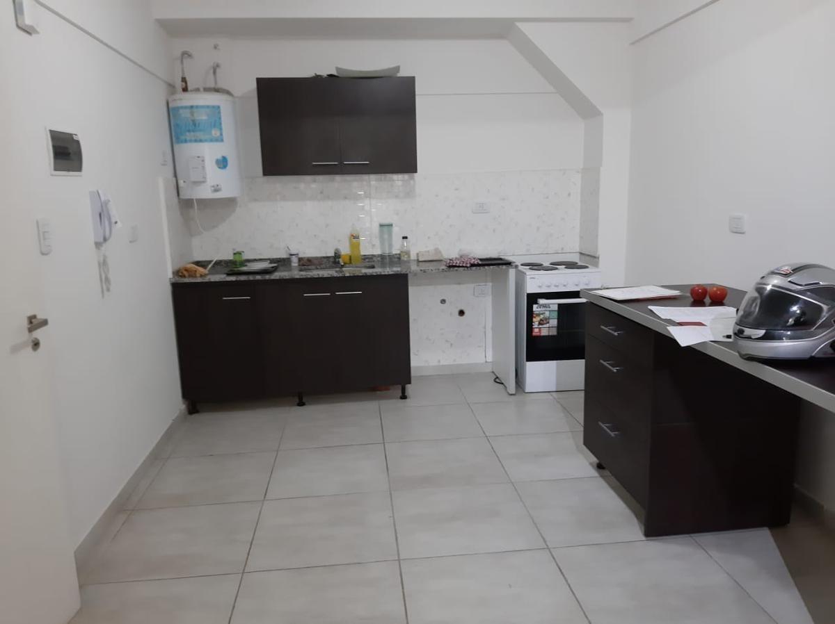 departamento 1 ambiente con balcon en venta - san miguel