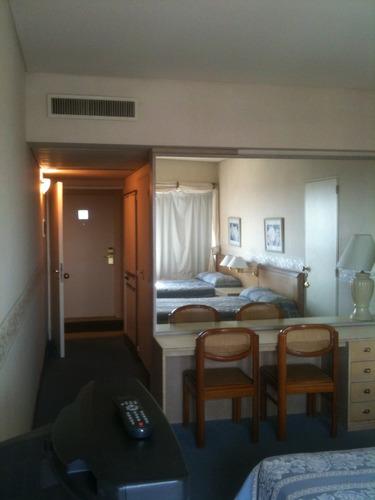 departamento 1 ambientes piso 15 sobre av. corrientes 800