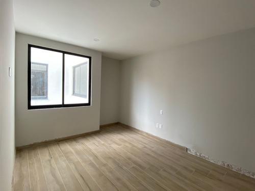 departamento 1 de 2 pisos, para estrenar en la del valle  con balcón