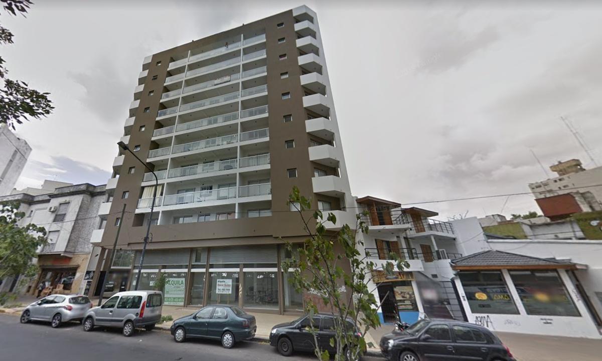 departamento 1 dormitorio- 58 mts 2 al frente  - la plata