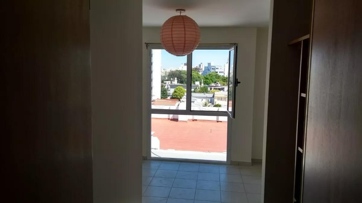 departamento   1 dormitorio - 58 mts 2 - apto banco -la plata