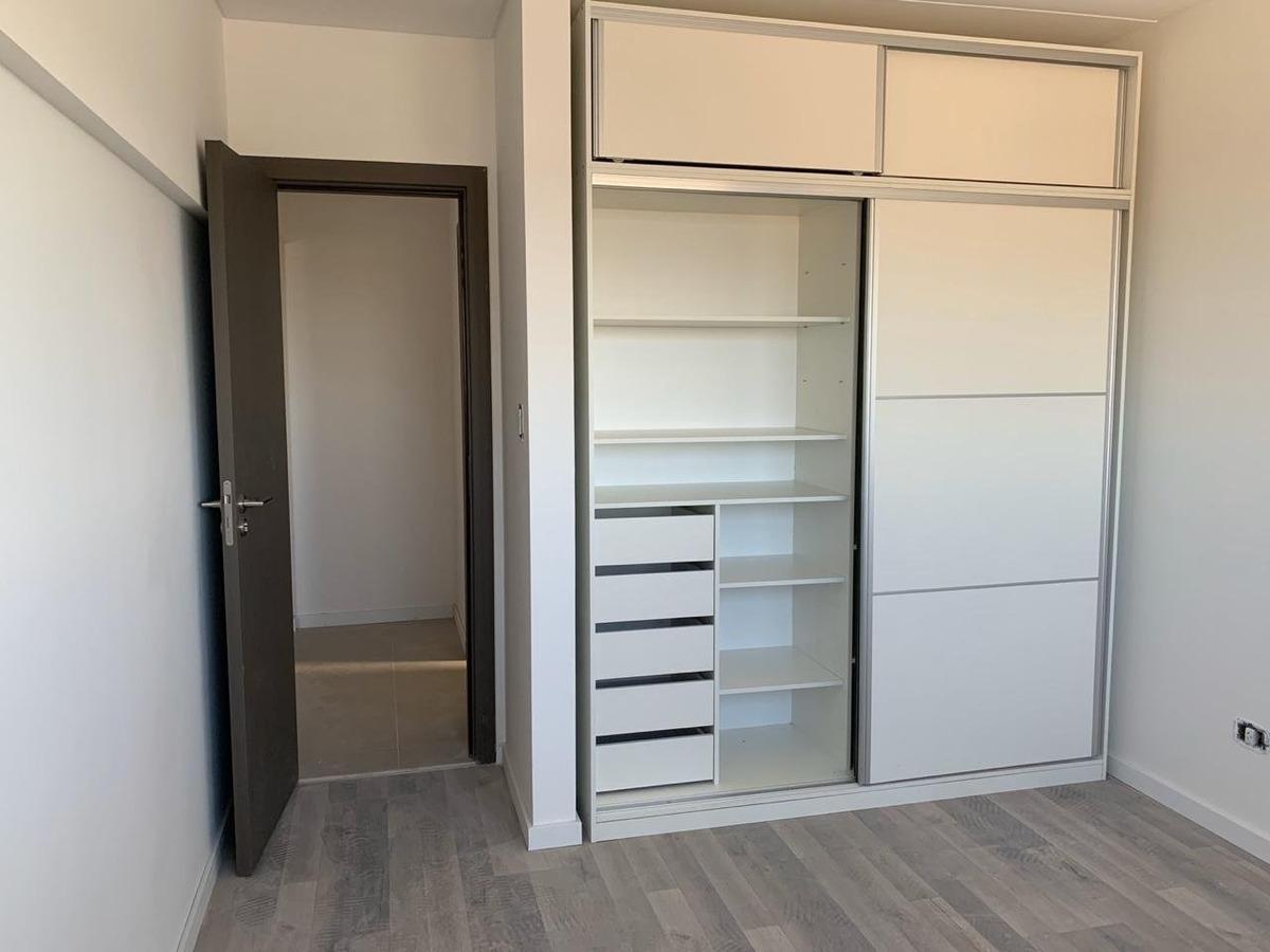 departamento 1 dormitorio a estrenar - barrio echesortu - amenities