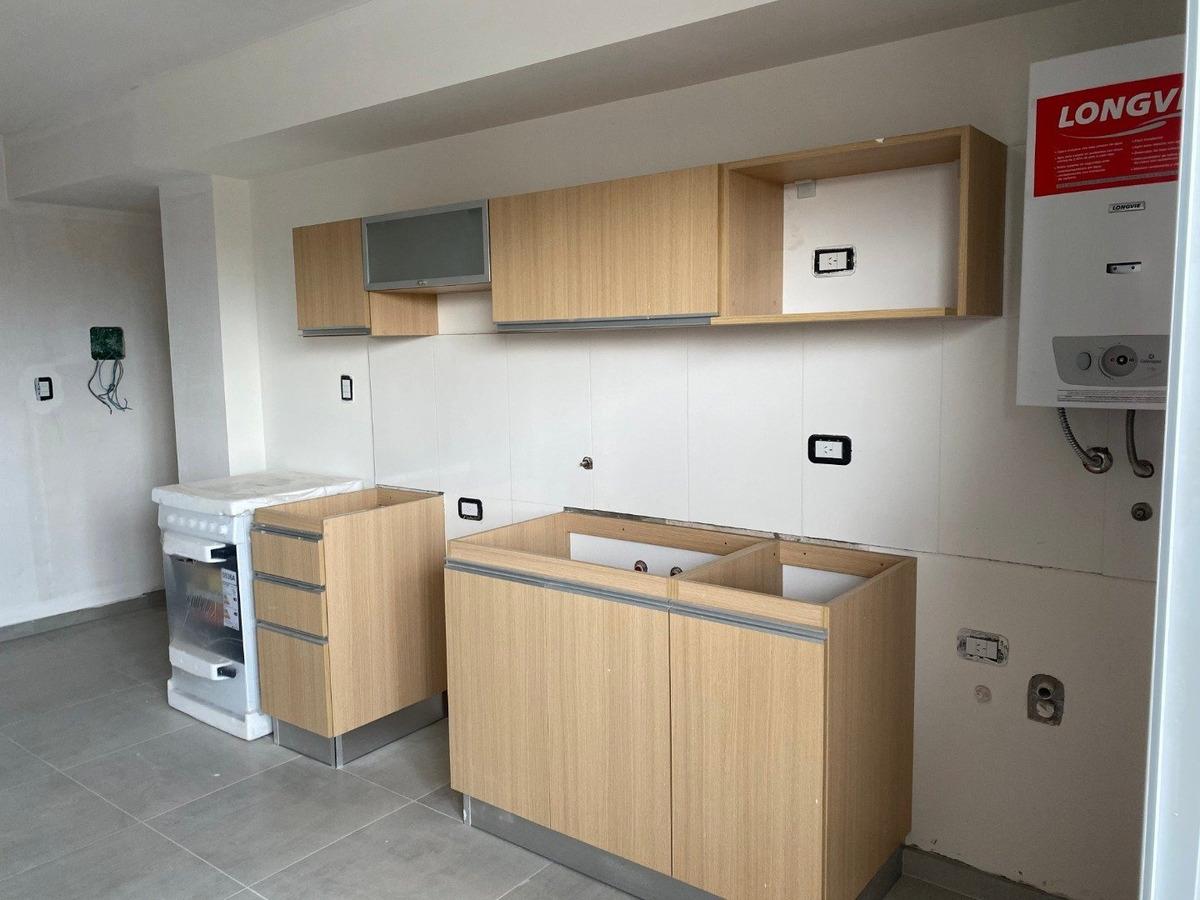 departamento 1 dormitorio a estrenar - pichincha - balcon