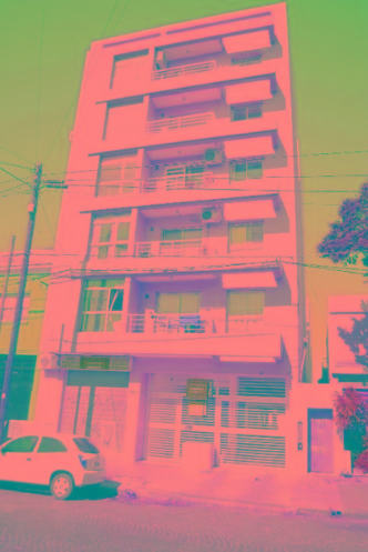 departamento 1 dormitorio al contra-frente -45 mts 2 - la plata