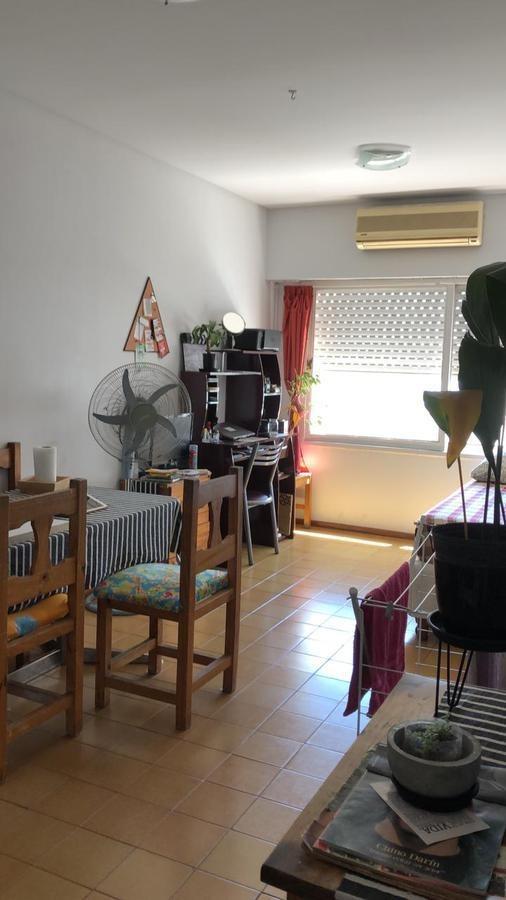 departamento 1 dormitorio al frente de 60 mts 2 -amoblado - la plata
