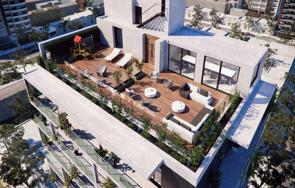 departamento 1 dormitorio con balcon - al pozo - amplia financiacion