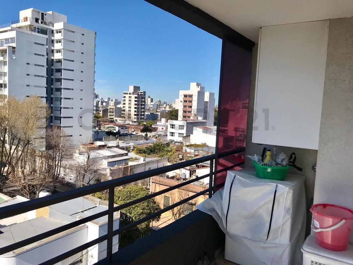 departamento 1 dormitorio con cochera