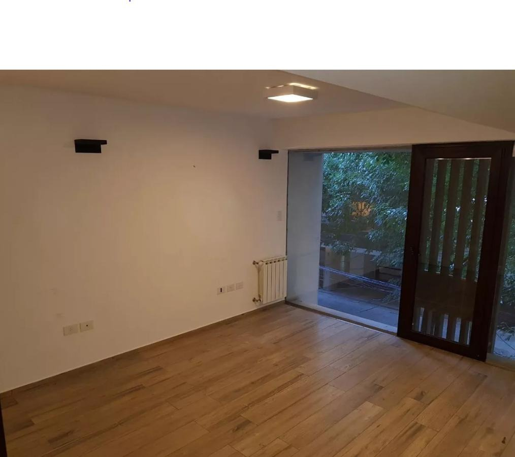 departamento 1 dormitorio con cochera. apto banco - la plata