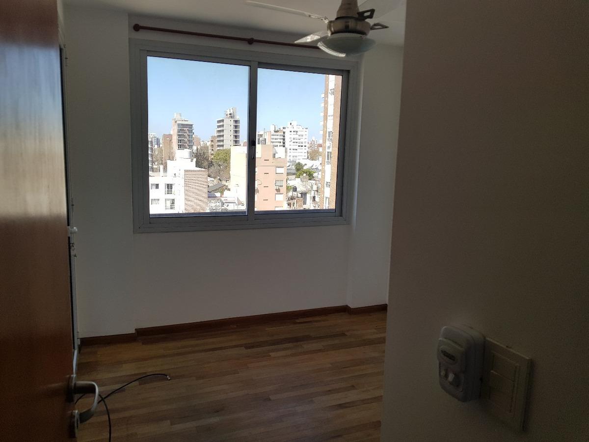 departamento 1 dormitorio con cochera en venta rosario