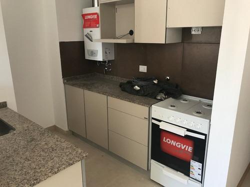 departamento 1 dormitorio con gas - macrocentro