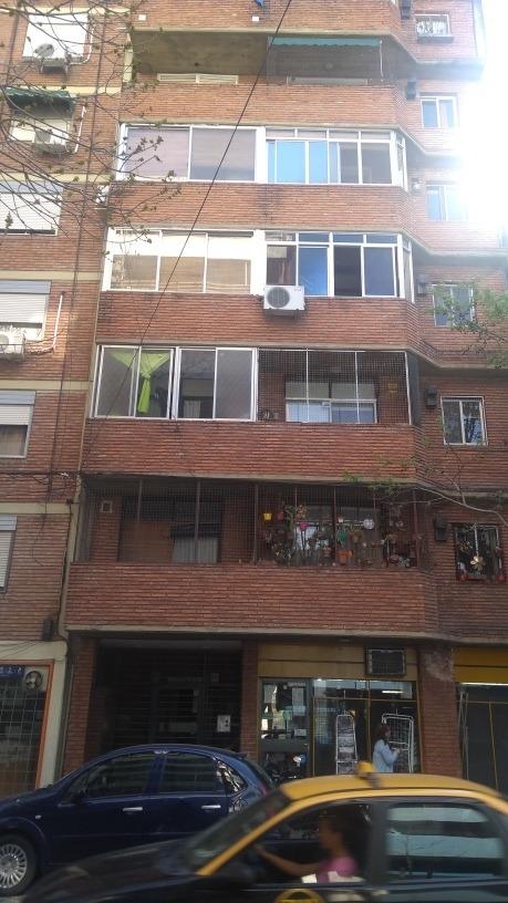 departamento 1 dormitorio con patio rosario