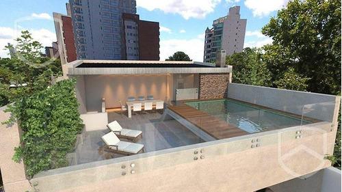 departamento 1 dormitorio con terraza exclusiva. cafferata 1545. amenities. coworking