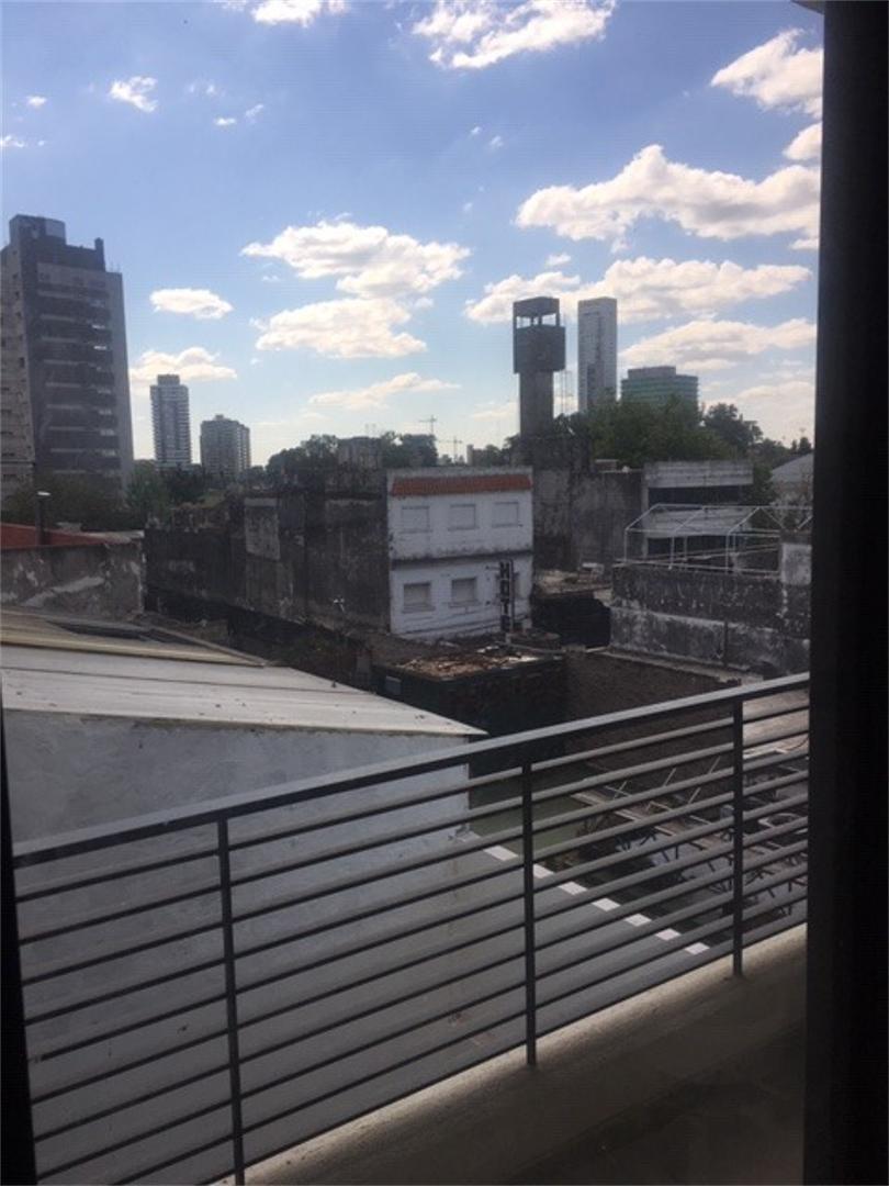 departamento 1 dormitorio c/terraza exclusiva - guemes 2678