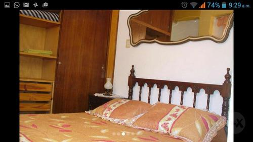 departamento 1 dormitorio en el centro (4 personas)