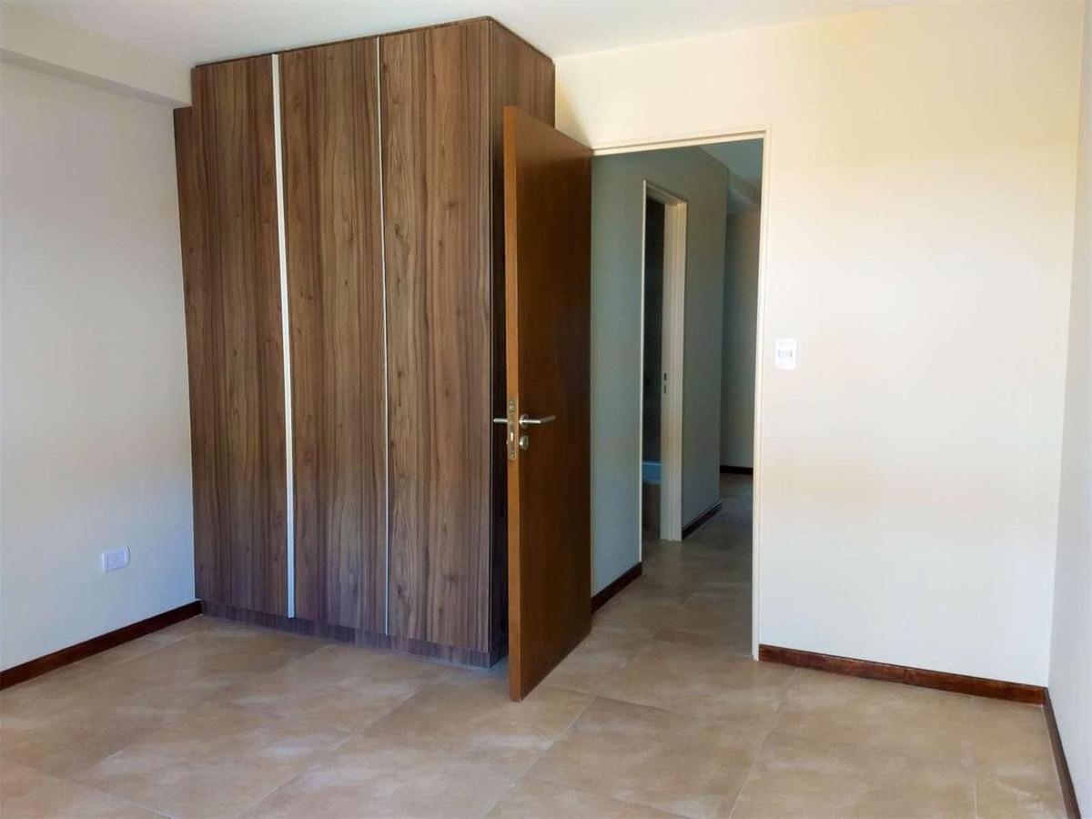 departamento 1 dormitorio - hermoso espacio verde, quincho y parrillero / calidad premium
