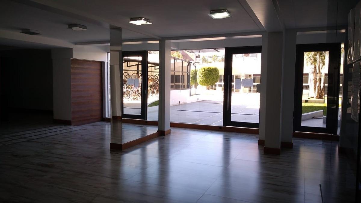 departamento 1 dormitorio mas comodin - edificio de categoria con amenities