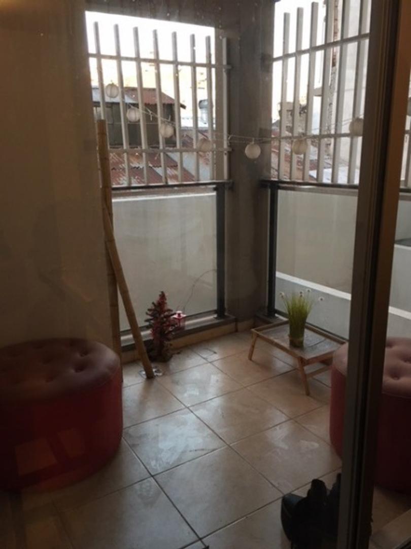 departamento 1  dormitorio - santiago 1400