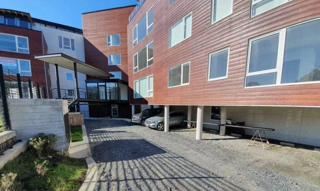 departamento 1 dormitorio y cochera -57 mts 2 -sauna , jackuzzi y sum-ushuaia