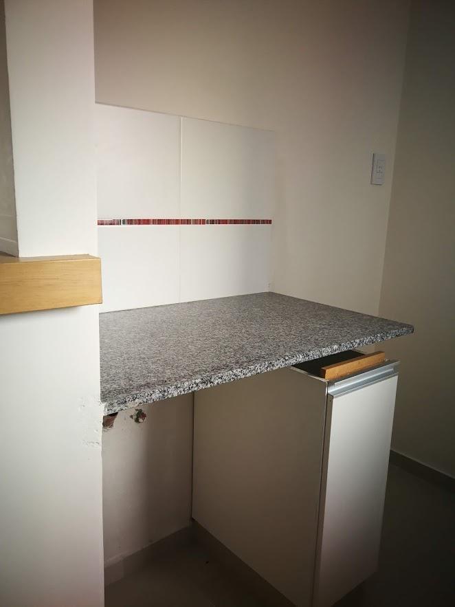departamento 1 dormitorio y cochera cubierta -estrenar -51 mts 2 - la plata